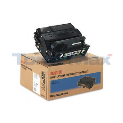 RICOH TYPE 120 AIO TONER CARTRIDGE BLACK 